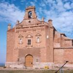 De paseo por Arguedas en Navarra