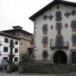 El Palacio de Goyeneche en Irurita