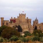 Nuevo paseo por el Palacio Real de Olite