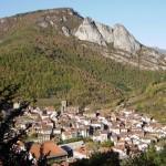 Isaba en Navarra