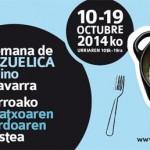 la Semana de la Cazuelica y el Vino en Navarra