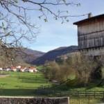 Torre de Donamaria en el pirineo navarro