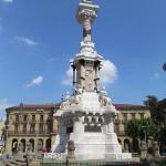 El Paseo de Sarasate en Pamplona