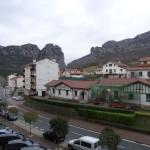 De paseo por Irurzun en Euskadi