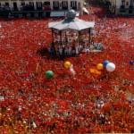Fiestas de Tudela en Navarra