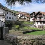 De paseo por Etxalar en Navarra