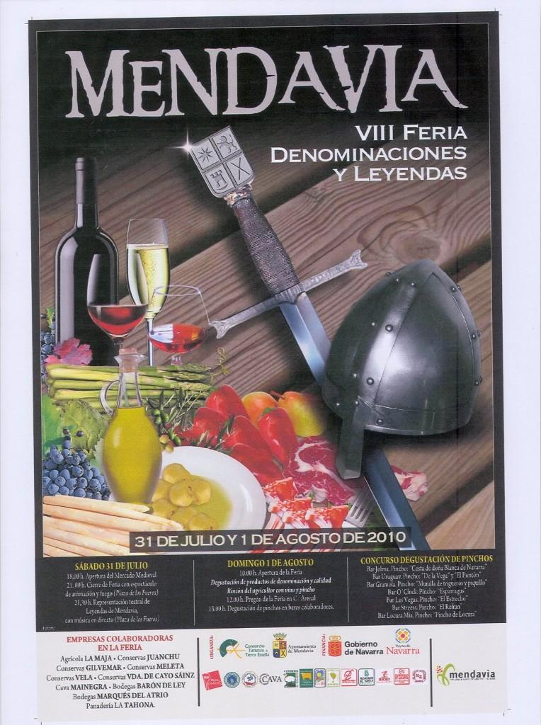 Feria Medieval de denominaciones de origen y leyendas