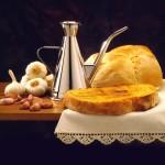 Día de la tostada y la fiesta del aceite de Navarra.