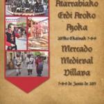 Mercado medieval en Villaba