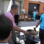 Feria de antiguos Oficios en Cabanillas