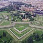 Ciudadela de Pamplona en Navarra
