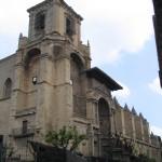 Iglesia de Santa María en Viana