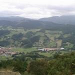 Lesaka, una localidad de las cinco villas