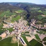 Abarzuza, pequeño pueblo navarro situado en la merindad de Estella