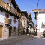 La villa de Lanz en Navarra