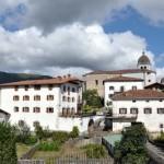 La localidad de Aranaz en Navarra