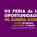 VII Feria de Oportunidades de Pamplona