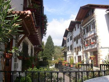 Pueblos de Navarra: Bera