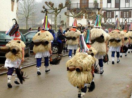 carnavaldeituren