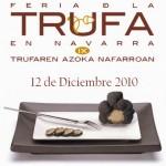La Feria de la Trufa en Valdorba