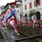 San Fermín en Lesaka
