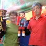 Noche de marionetas en Navarra