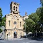 Arquitectura religiosa en Pamplona