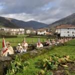 De paseo por Ituren en Navarra
