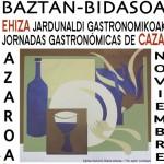 Las Jornadas gastronómicas de caza de Baztan-Bidasoa 2012