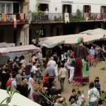 Mercado medieval en Pamplona para este septiembre