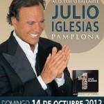 Julio Iglesias vuelve a Pamplona