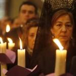 Voto de las cinco llagas en la Semana Santa de Navarra