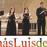 Música coral en el Monasterio de San Salvador de Leyre