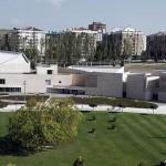 Museo Universidad de Navarra en la ciudad de Pamplona