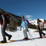 Paseos guiados con raquetas de Nieve