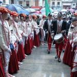 Las festividades de San Saturnino.