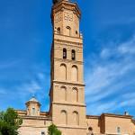 De paseo por Funes en Navarra