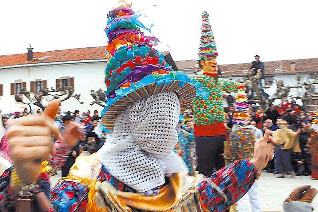 Miel Otxin: Carnavales en Navarra