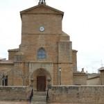 La localidad de Beire en Navarra