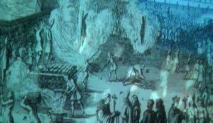 museo-de-las-brujas-zugarramurdi-representación
