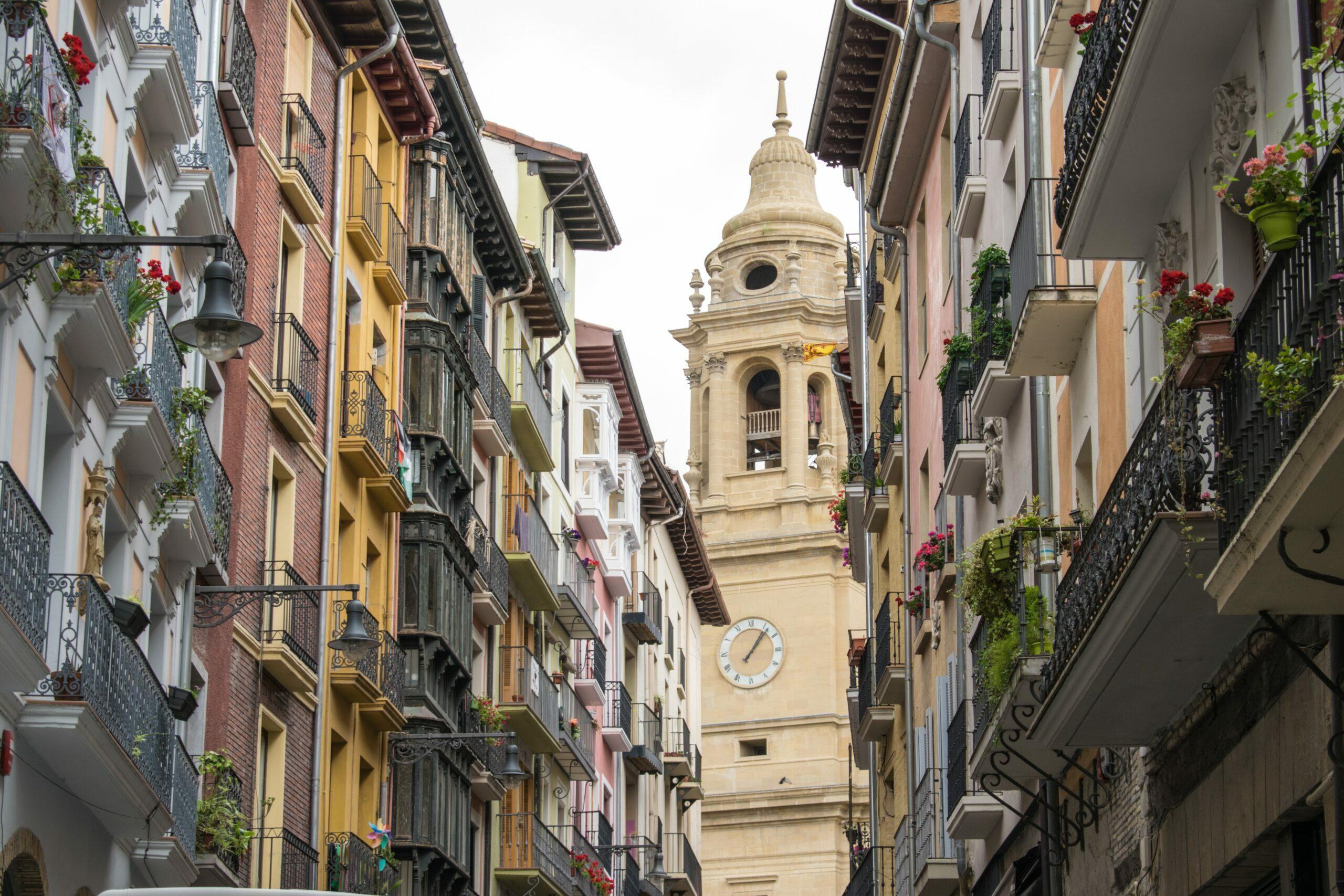 torre-catedral-de-pamplona